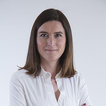 Advizi - La photo représente Jeanne Zeller, fondatrice de la société ADVIZI : cabinet de conseil en Politique Petite Enfance